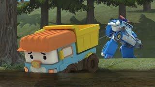 Робокар Поли - Приключение друзей - Болото (мультфильм 30 в Full HD)