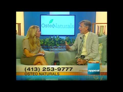 Mass Appeal TV Segment: Dr. R. Keith McCormick Speaking On Osteoporosis