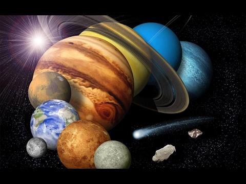 звуки планет солнечной системы