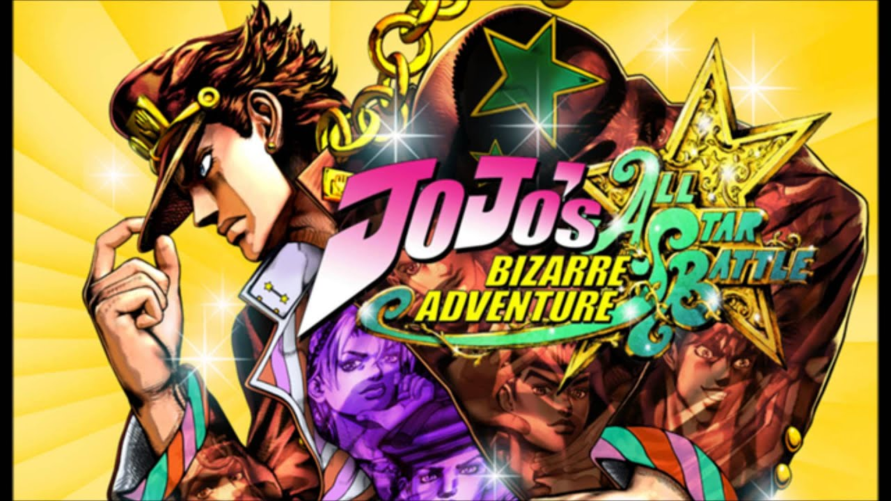Jojo S Bizarre Adventure Fashion