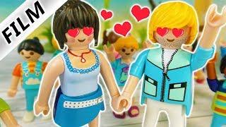 Playmobil Film Deutsch - DAS VERLIEBTE LEHRER-PAAR! FLIRT IN DER SCHULE - Schulfilm Familie Vogel