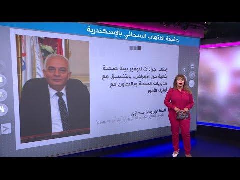 ما حقيقة مرض الالتهاب السحائي في #مصر وكيف يمكن الكشف عن أعراضه؟  - نشر قبل 52 دقيقة
