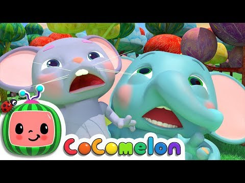 The Hiccup Song | Nursery Rhymes & Kids Songs - ABCkidTV