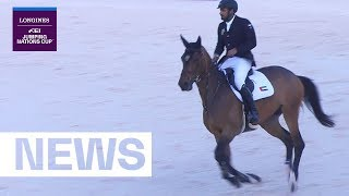 UAE & Syria qualify for the final | Longines FEI Jumping Nations Cup 2020 - Abu Dhabi (UAE)