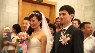 Подарок невесте от жениха (песня-клип) Ruslan Kajgaliev