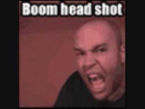 Image result for boom headshot