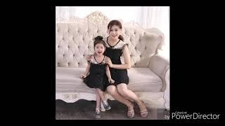 Váy đôi 👭cùng mẹ và bé