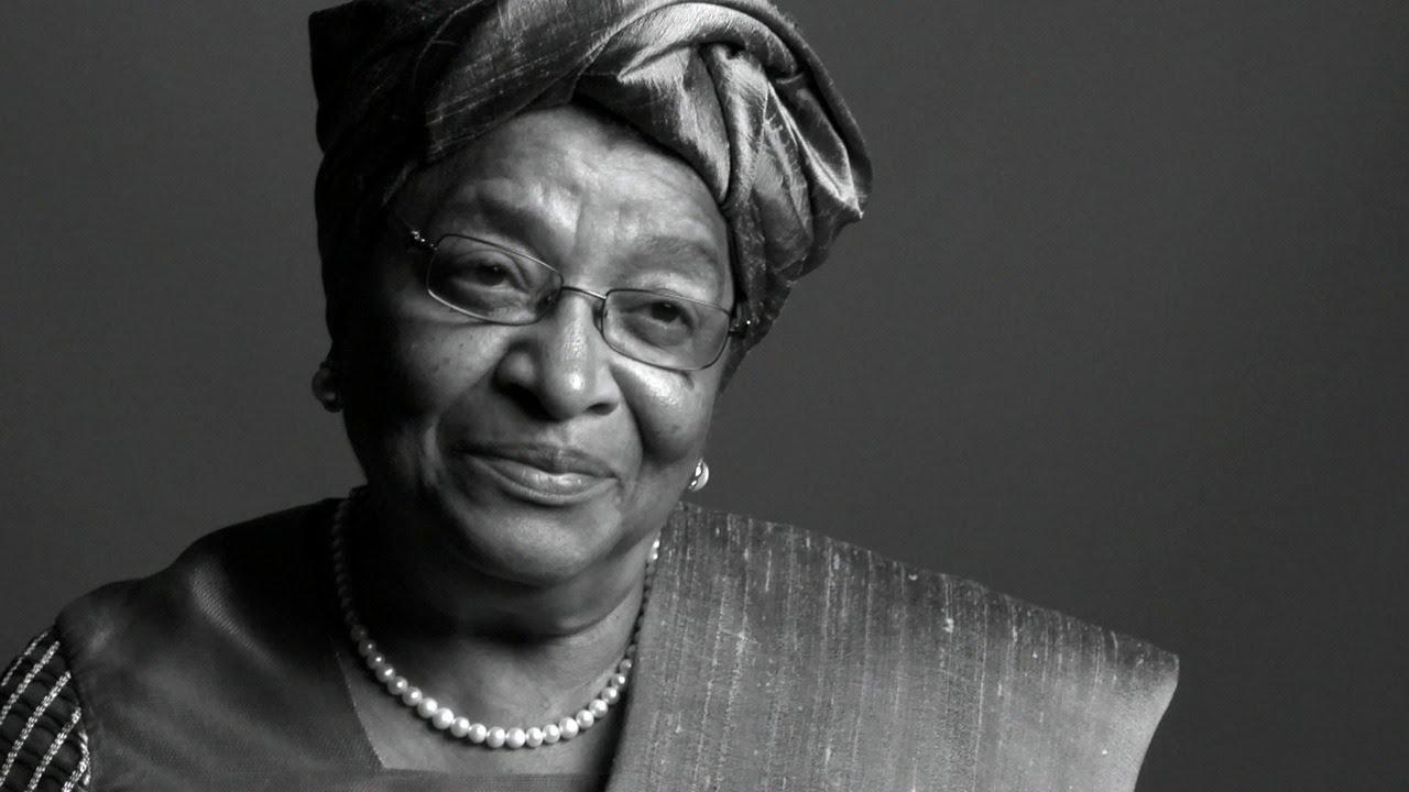Image result for 3) Ellen Johnson Sirleaf: