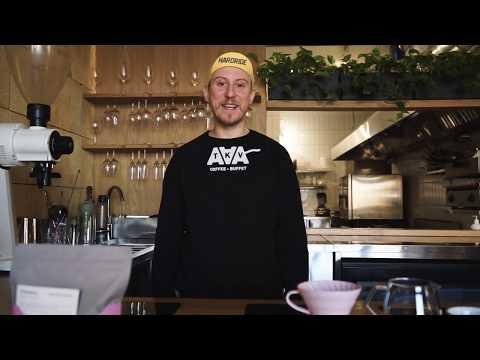 Как заваривать кофе дома? | V60 | How To Brew Hario V60 Coffee?