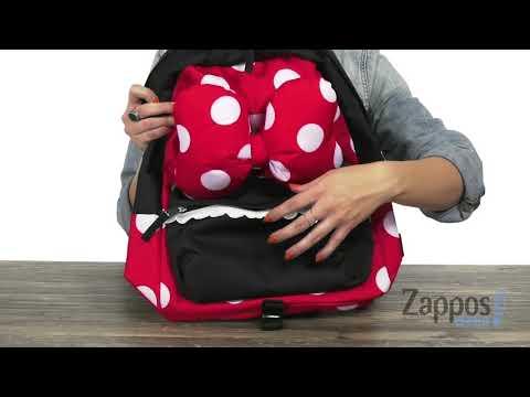 Vans Mickey's 90th Minnie Realm Backpack SKU: 9188278