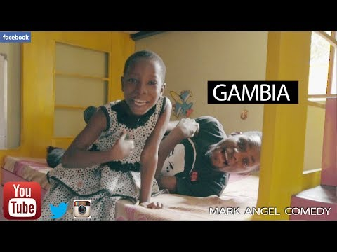 Comedy: Mark Angel - Gambia Comedy Show - Download