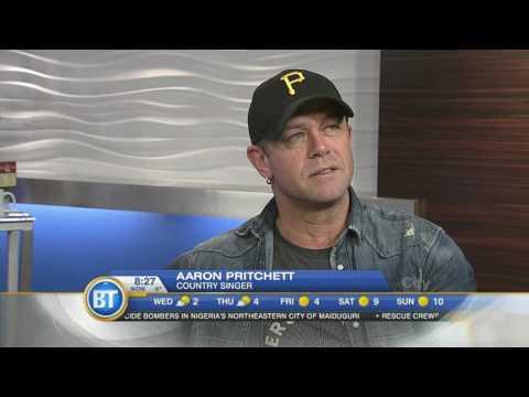 Country Star Aaron Pritchett