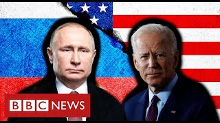 Biden and Putin prepare to meet with US-Russian relations at post-Cold War low - BBC News