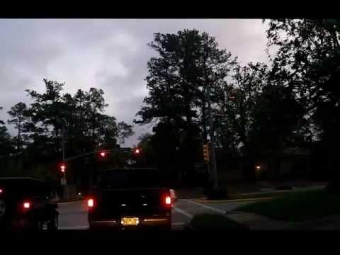 Houston Sprawl - Driving to work - Time Lapse