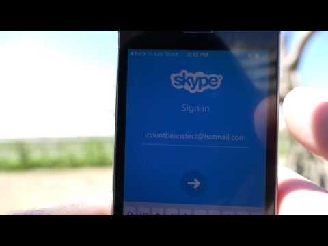 How to Download Skype for iPhone