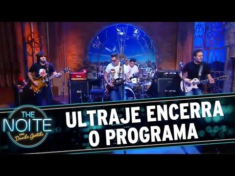 The Noite (08/04/16) Ultraje Encerra O Programa