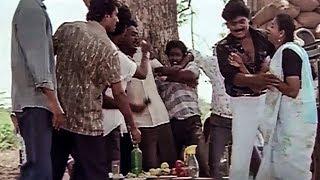 Gunda Gardi (Magudam 1992) Forcing Scene || Tamil Hindi Dubbed Movie