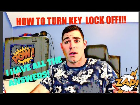 2017!!! How to turn key lock off and on! Wismec Reuleaux RX2/3 Vapes! Wattage Lock!