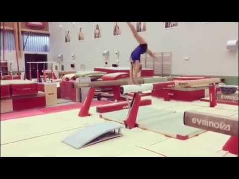 Elite Gymnasts in Training 2017-2018 #1