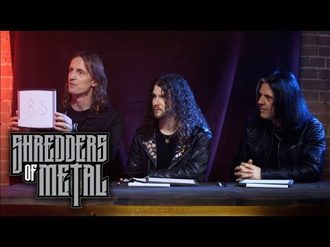 SHREDDERS OF METAL - Episode 5: Figure Shredding Technical Challenge
