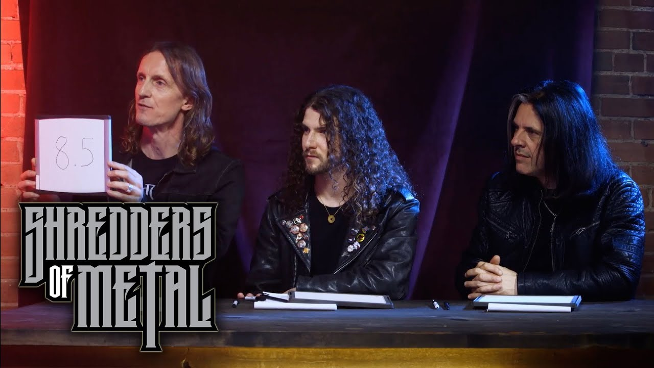 SHREDDERS OF METAL – Episode 5: Figure Shredding Technical Challenge episode thumbnail