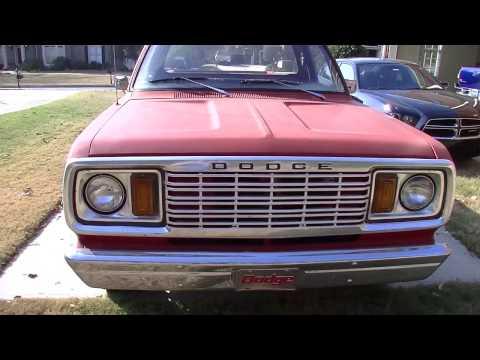 1978 Dodge Custom 100