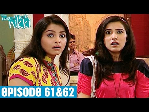 Best Of Luck Nikki | Season 3 Episode 61 & 62 | Disney India Official