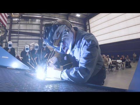 Keel Laying: Littoral Combat Ship 21