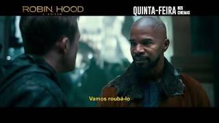 Robin Hood - A Origem | Spot 30'' Legendado | Quinta nos Cinemas