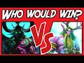Illidan vs Malfurion - Who Would Win? - (Warcraft Versus) #6
