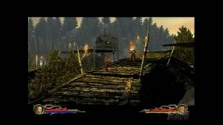 Eragon PC Games Video - Slashin'