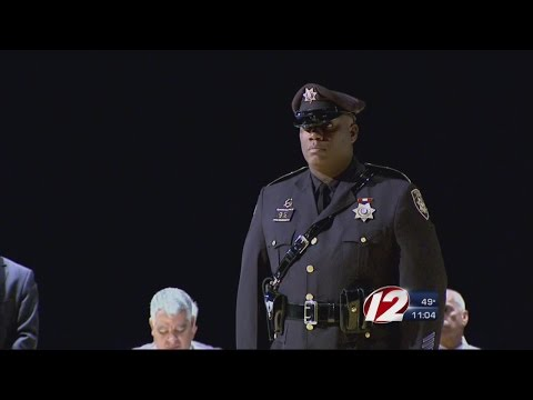 Providence Deputy Sheriff Honored