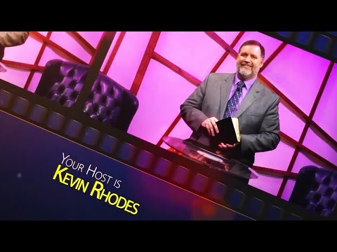 Kevin Rhodes -  Boldness Before God