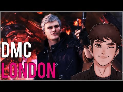 Devil May Cry 5 - London Event - 2019 thumbnail