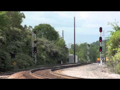 Railfanning in Middle Tennessee and Southern Illinois (5/5/13 - 5/8/13)