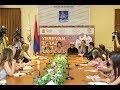 #ԵրևանՏԱՐԱԶֆեստ 3-րդ փառատոնին նվիրված ասուլիս