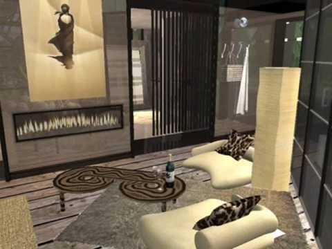 Los sims 2 cubo gris construccion y decoracion de casa - Casa y decoracion ...