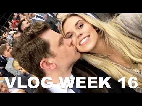 LADIES DAY RACES & BLOGGERS SHOPPING SPREE! VLOG WEEK 16