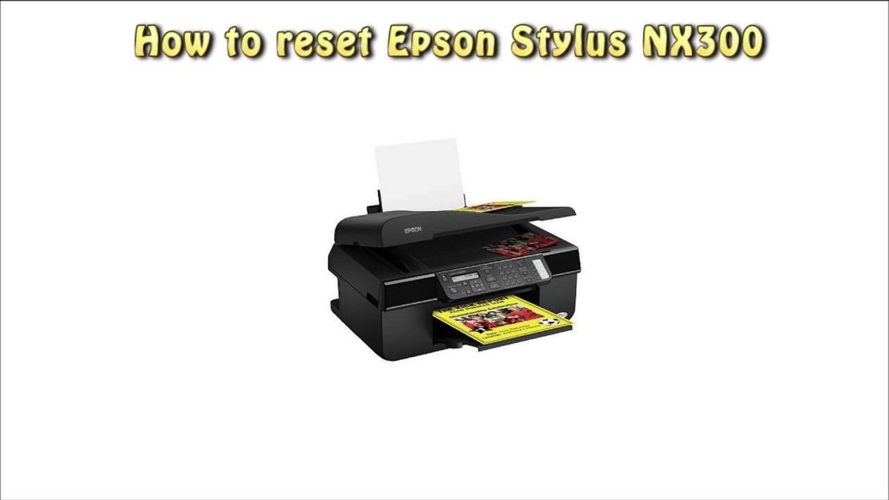 EPSON NX300 PRINTER WINDOWS XP DRIVER DOWNLOAD