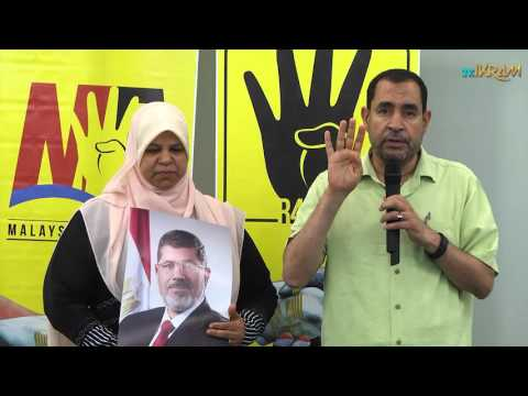 Thank you Malaysians for supporting the people of Egypt