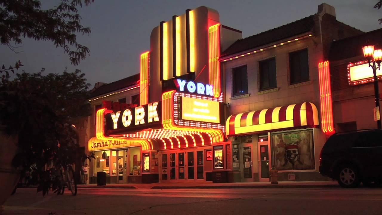 York movie theather