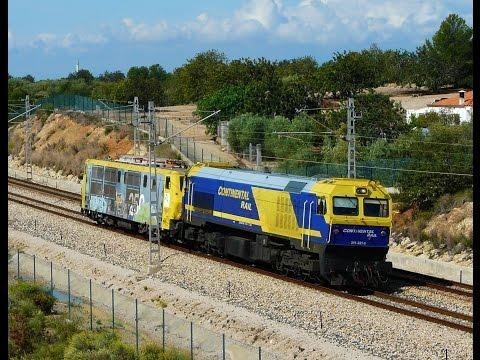 Traslado de la 250029 de RENFE  RENFE 250029&39;s transfer