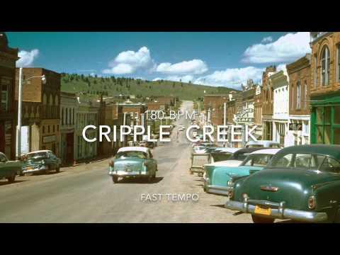 Cripple Creek - fast tempo - The Bluegrass Jam