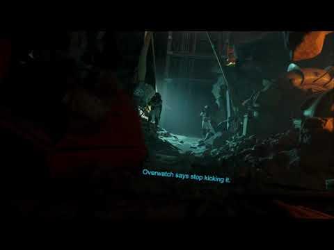Half-Life: Alyx - He's Kicking It.