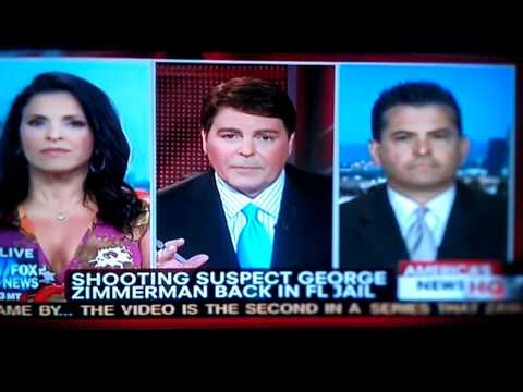David Wohl On The George Zimmerman Case, Fox