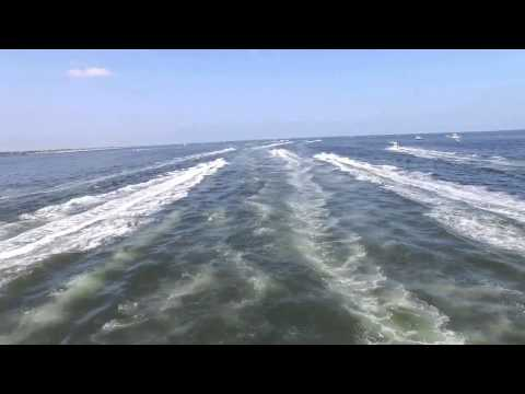 Manasquan Grand Prix - Drone with Sound - OPA Racing - Offshore Powerboat Association - 2015