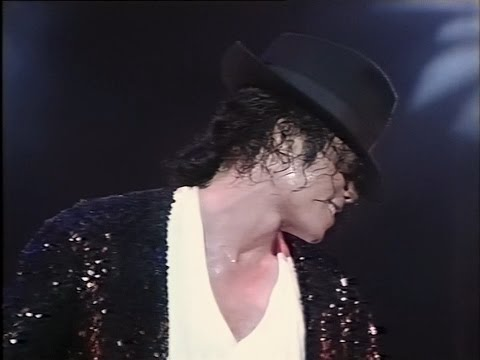 Michael Jackson - History Tour live in Brunei 1996 - Billie Jean (HQ)