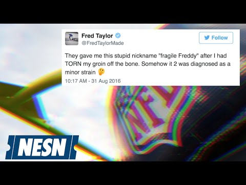 Fred Taylor Claims He Unknowingly Played Hurt In NFL