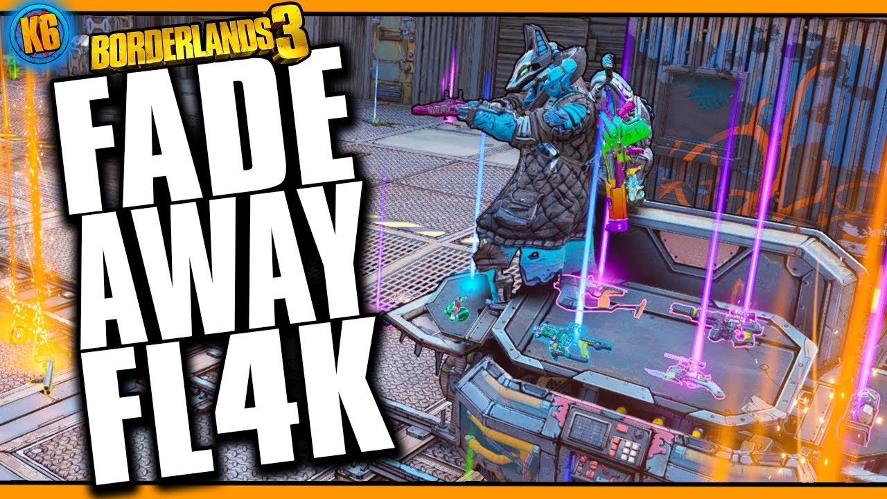 FADE AWAY FL4K - Build and Save File [Borderlands 3] thumbnail