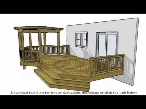 Deck Plans 100s Of Free Plans Available For The Diy